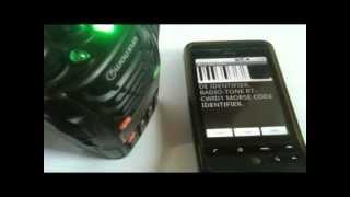 Radio-Tone Morse Code Identifier RT-CWID1