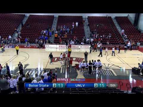 UNLV Volleyball: UNLV Vs. Boise State