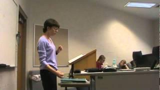 Candide Lecture (part 3) and Romanticism part 3/4