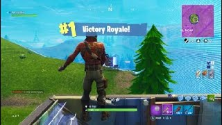 Fortnite win