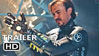 NEKROTRONIC Official Trailer (2019) Monica Bellucci, Sci-Fi Movie