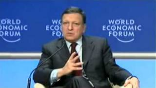 Davos Annual Meeting 2009 - The Economic Governance of Europe