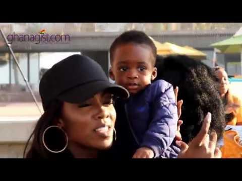 Lunch at Circus Circus Beach Cafe in Durban, KwaZula-Natal | @GhanaGist Video