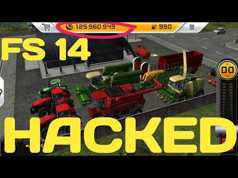 How To Hack FS 14 Game In Android    How To Get Unlimited Coins In FS 14 Game    FS 14 Hacked