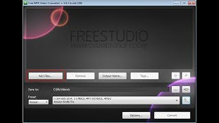 Convert Video Jadi MP4/Mp3/3GP/DLL dengan DVDVideoSoft Free Studio