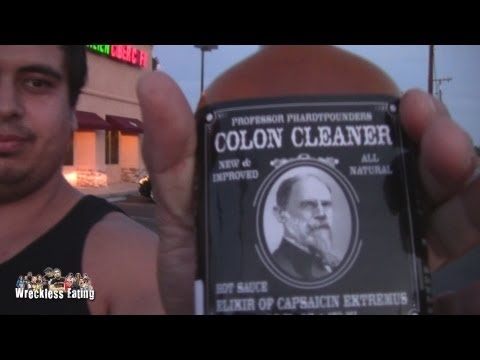 Vegas WE Shorts - Colon Cleaner Elixir Of Capsaicin Extremus
