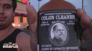 Vegas WE Shorts - Colon Cleaner Elixir Of Capsaicin Extremus