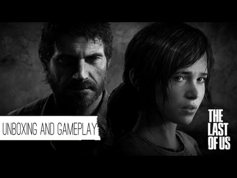 (Unboxing & Gameplay) The Last of Us Edition Ellie sur PS3