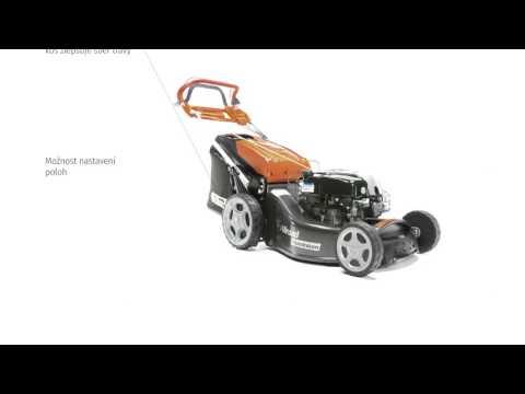 Benzinová sekačka MAX 53VBD Allroad Aluminium