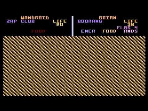 Mail Order Monsters for the Atari 8-bit family