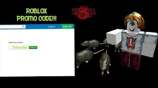 Stranger Things Roblox Event | Day 1|