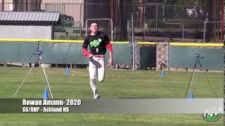 Rowan Amann - PEC - 60 - Ashland HS (OR) - June 25, 2018