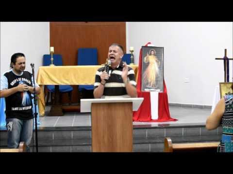 4º Dia da Novena - Pregação com Ademir Pedro Gomes