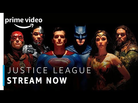 Justice League | Ben Affleck, Gal Gadot | Hollywood Movie | Stream Now | Amazon Prime Video
