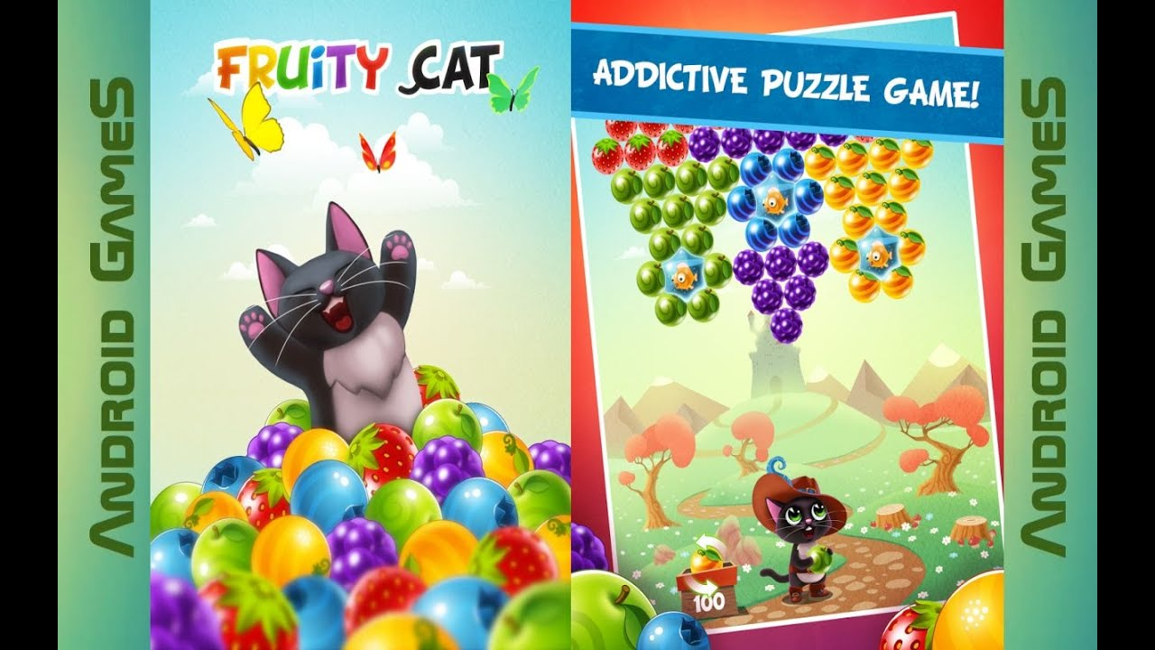 fruity cat preview hd