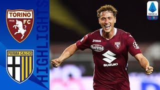 Torino 1-0 Parma | Torino wins and relegates Parma to Serie B | Serie A TIM