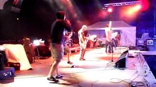 Redrum Sindicate - Fel live at Budapest Park 2012-09-19