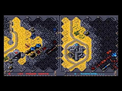 Battle Isle Amiga - Scenario Disk Volume 1 - Air-Land-Sea Strategy (1992)