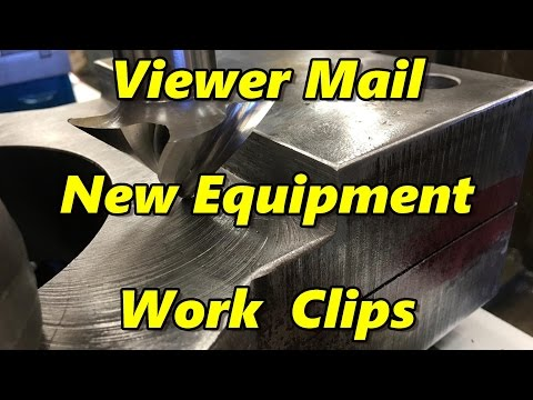 SNS 159 Part 1: Viewer Mail, Magic Square, New Equipment, Work Clips