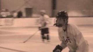 bva inline hockey round 2 game 1 seneca valley vs belle vernon