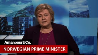 """Norway Says It Has the Virus """"Under Control"""" 
