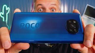 POCO X3 NFC - Un Nouveau Smartphone de Xiaomi ?