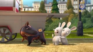 Бешиные кролики.