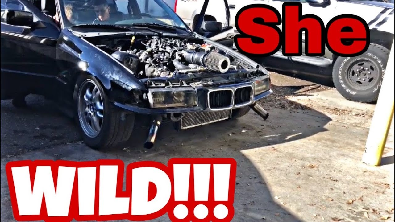 E36 BMW 5 3 LS SWAP GET TUNED AND PROPERLY DRIVEN! *BUDGET LS SWAPPED E36*