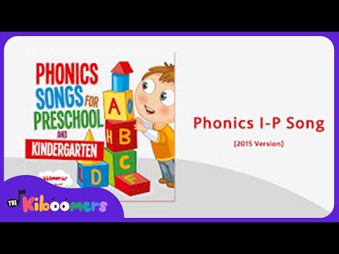 Phonics Songs for Preschool and Kindergarten | Best Phonics Songs for Children | The Kiboomers