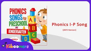Phonics Songs for Preschool and Kindergarten | Best Phonics Songs for Children | The Kiboomers