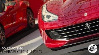 Tour Auto 2016: Ferrari GTC4 Lusso