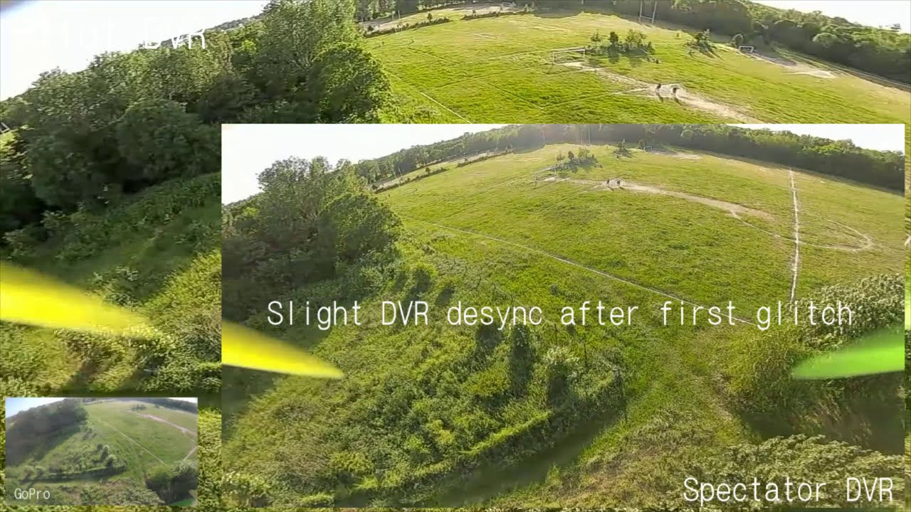 DJI FPV System : Audience Mode quick test (mode spectateur) фото