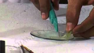 To Prepare a temporary mount of leaf peal to show stomata