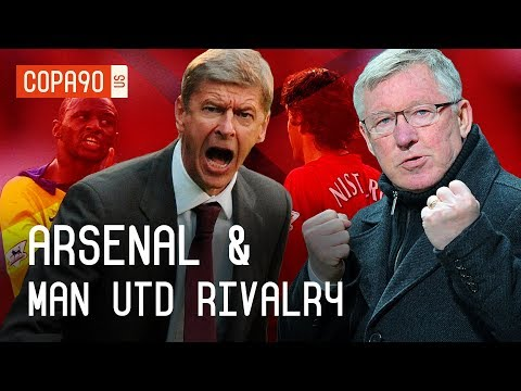 Arsenal vs Man United A Hatred Fueled By Fergie & Arsene
