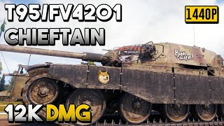 T95/FV4201 Chieftain: One of the Best