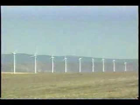 Failed Wind Energy Proposal In The Columbia River Gorge Youtube