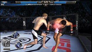 UFC EA Sports Boxing Alexander VS Fabricio Gameplay