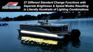 ProBoater 7 Color RGB LED Boat Light Kit