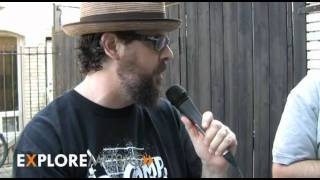 Drive By Truckers interview at ExploreMusic