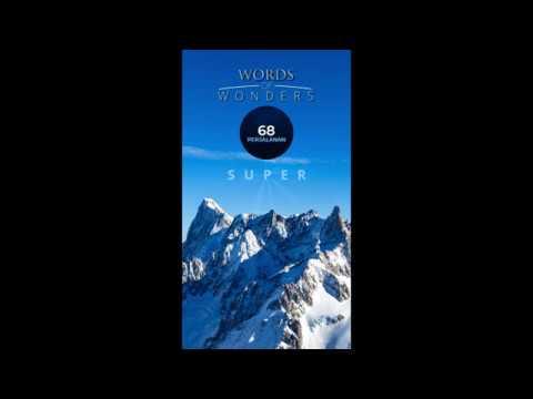 Kunci Jawab Mont Blanc Words Of Wonders 01 06 2019 Youtube