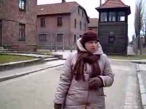 auschwitz tour guide
