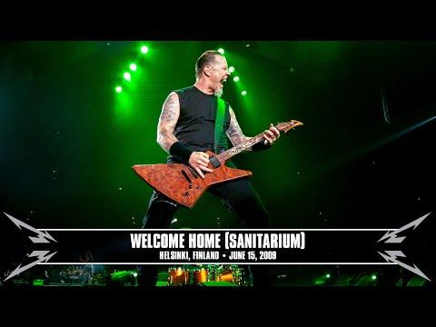 Metallica: Welcome Home (Sanitarium) (MetOnTour - Helsinki, Finland - 2009) Thumbnail image