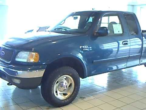 2000 Ford F150 Super Cab Xlt 4x4 Youtube