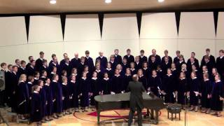 The Concordia Choir - Oh Day Full of Grace, F.M. Christiansen