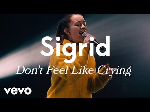 Sigrid - Don't Feel Like Crying (Live)   Vevo LIFT Mp3