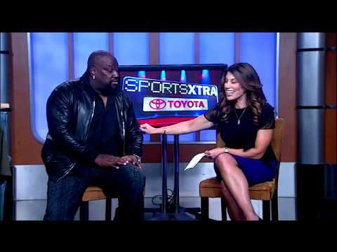 Mo Vaughn: Slugger And Businessman [EXTENDED INTERVIEW]