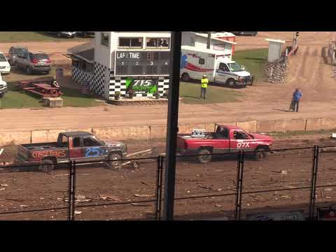 9/1/2019 Shawano Speedway Trailer Races
