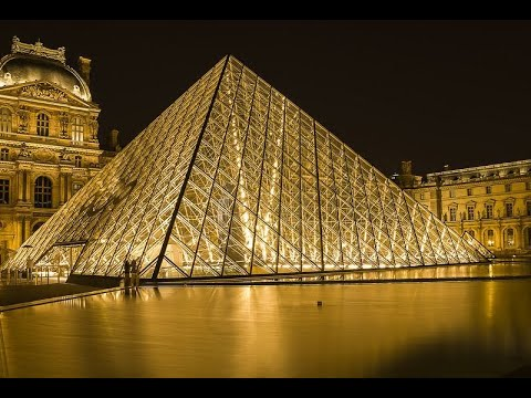 Louvre Musuem, Paris, France - meherbabatravels jimdo page!