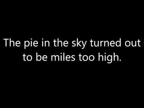 Paranoid Eyes- Pink Floyd Lyrics