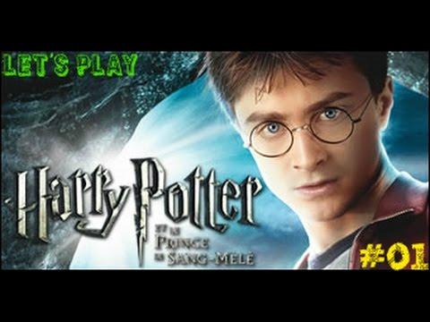 Harry Potter: et le Prince de Sang Mélé - [ Lets Play ] - # 01 poster